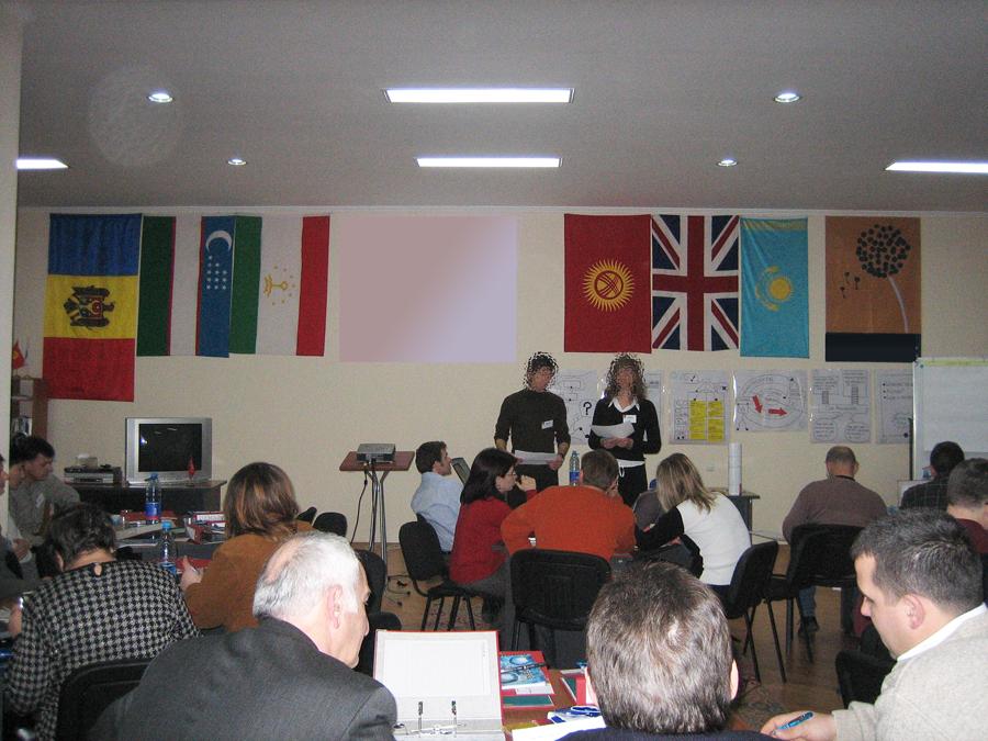 Kyrgyzstan-workshop